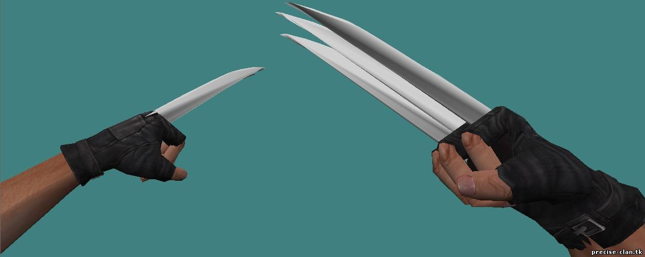 Wolverine Claws v1.0