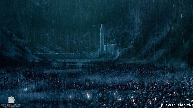 Карта Helms Deep Reborn