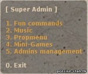 Super Admin Version 5.5