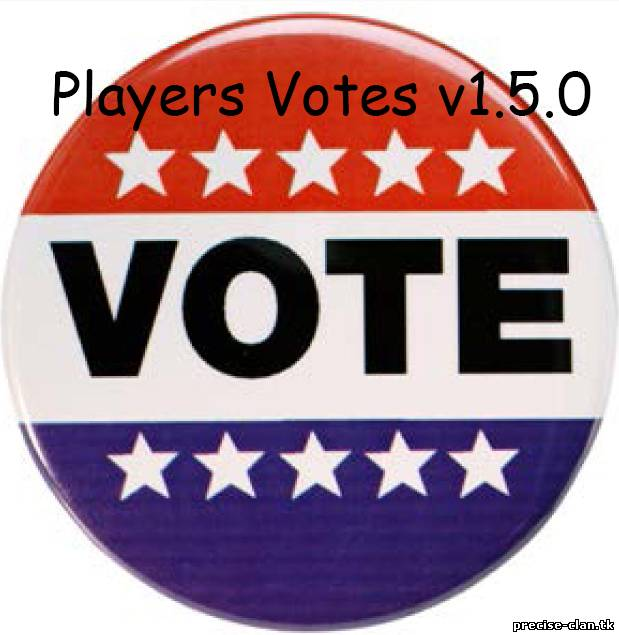 Players Votes v1.5.0
