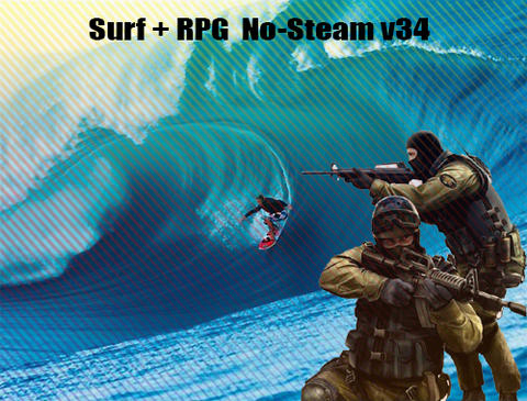 [v34]Surf + RPG[No Steam]